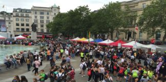 Eid Festival di Kota London